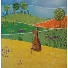 Hare Today by  Abi Burlingham