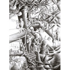 Tree of Life by Alan Kestner - Non-limited edition print