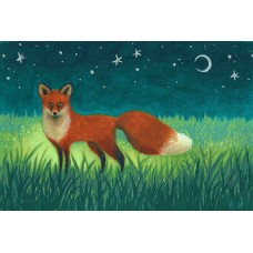 'Night Fox' by Antoinette Kelly