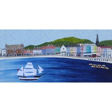 Weymouth Seafront - Art Prints by Carol Cruickshank