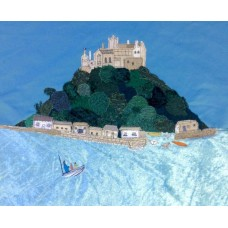 St Michaels Mount by Jackie Gale - Original