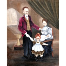 A Family PortraitNoel Barker - limited edition print