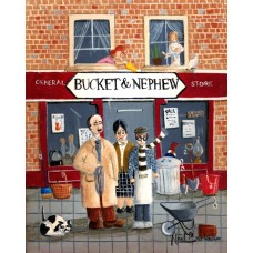 Bucket & Nephew by Noel Barker - limited edition print