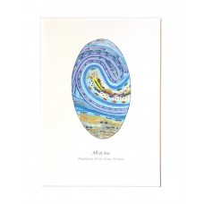 All at Sea by Penny McInnes - Non-limited edition print