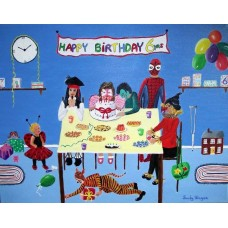 'Birthday Party' By Sandy Wager