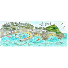 St.Ives (Giclee print) by Sophia Shaw